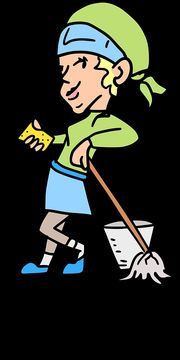 Suche Haushaltshilfe Reinigungskraft für Haus