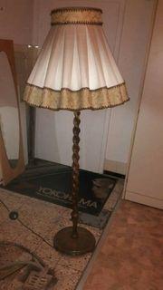 Lampenschirm Stehlampe Vintage