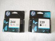 2 HP-Originaldrcupatronen für HP Deskjet
