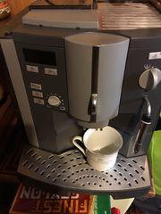 Verkaufe eine Kaffeemaschine der Marke