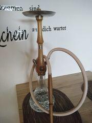 Edle Holz-Shisha