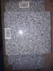 Marmor Fensterbank hellgrau 4 Stücke