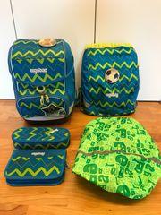 Ergobag komplettes Schultaschen-Set