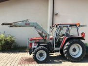 Traktor Linder 1065 A