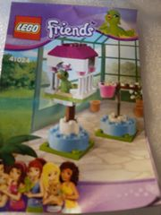 Lego Friends Vogelhaus