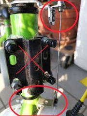 TRAIL-GATOR Adapter für Puky Fahrräder