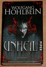 Geb Buch - Unheil von Wolfgang Hohlbein