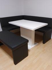 Esszimmer - Tisch Sitzbank