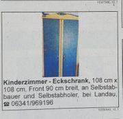 Kinderzimmer - Kleiderschrank