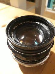 Minolta Objektiv 28mm F3 5
