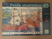 Puzzle NEU original verpackt Pirates