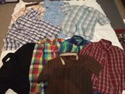 Hemdenpaket Jungs Markenqualität Gr 146