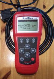 OBD2-Scanner Autel MaxiDiag FR 704
