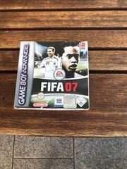Nintendo FIFA 07 Advance inklusive