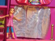 Polly Pocket Show Bühne Vergnügungspark