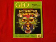 GEO 75-Zeitschriften aus den Jahrgängen