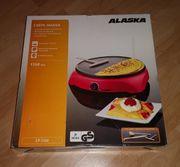 Alaska Crepe-Maker 1250 Watt NEU