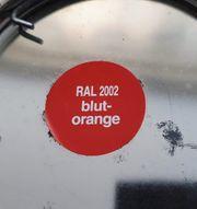 RAL 2002 Blutorange 2 5