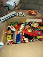 Vielfältige Matchbox-Sammlung Fahrzeuge