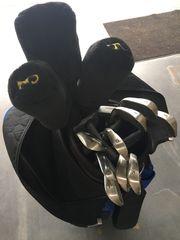Golfbag komplett Herren rechtshänder