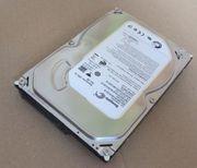 Festplatte 500GB Seagate Barracuda 7200