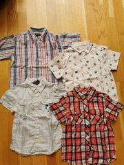 Hemden kurz 5 Stück 110