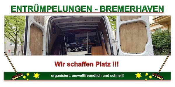Entrümpelungen-Bremerhaven - Haushaltsauflösungen Wertanrechnung