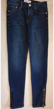 Jeans Gr 36 Mango Denim