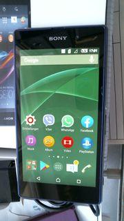 Guterhaltenes Sony Xperia Z 1--