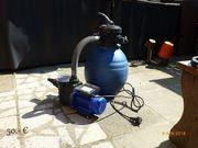 Kompl Filter mit Pumpe