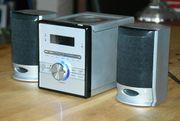 Mini Hi-Fi Stereo System CD