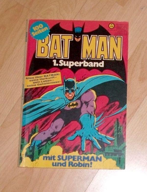 BATMAN 1 Superband