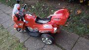 Elektro Motorrad für kleine Kinder