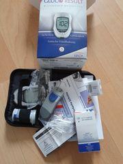 Blutzuckermessgerät zu verschenken