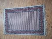 Perser Teppich handgeknüpft aus Kaschmir