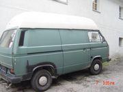 VW Bus T3 Transporter 251