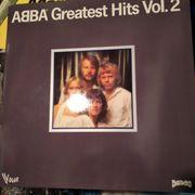 LP Doppelalbum ABBA Greatest Hits