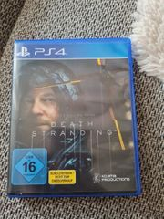 PS4 Spiele Death Stranding Red