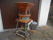 Lienhardt Schrottmühle Getreidemühle Gastroreibe