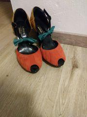 Vintage-Schuhe aus Reykjavik