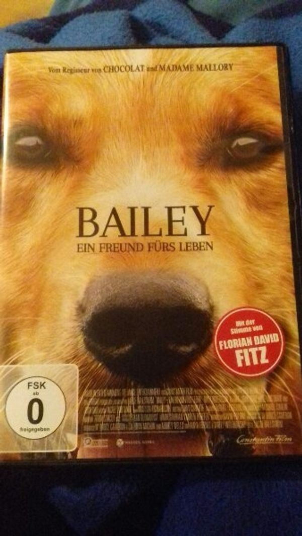 DVD Bailey ein Freund fürs