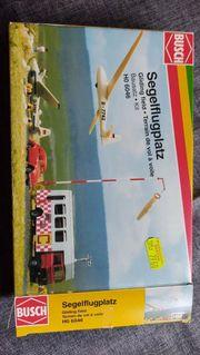 Busch Modellbau H0 Segelflugplatz