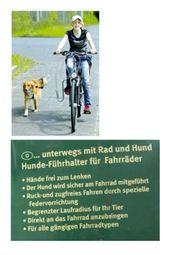 Biete Fahrradführhalter für