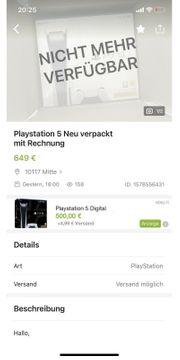 Playstation 5 von Daniel klein