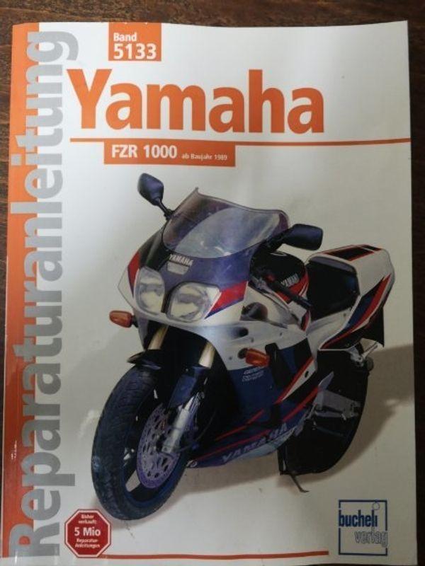 Yamaha fzr 1000 Reparatur Anleitung
