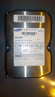 Samsung, HDD, Festplatte,