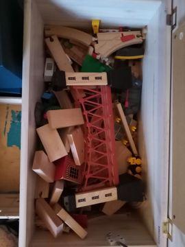Holzeisenbahn: Kleinanzeigen aus Gaggenau - Rubrik Holzspielzeug