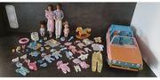 Barbie Heart Family Set Baby