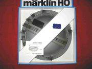 Märklin HO Drehscheibe elektrisch 7186