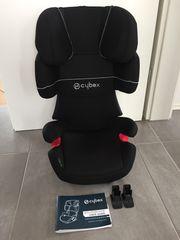 Solution X-Fix Kinder Autositz